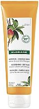 Düfte, Parfümerie und Kosmetik Nährende Tagescreme für trockenes Haar mit Mangoöl - Klorane Day Cream For Dry Hair With Mang Oil