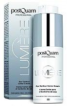 Düfte, Parfümerie und Kosmetik Straffende Augencreme mit Kaviar - PostQuam Lumiere Eye Contour Caviar Cream