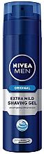 Düfte, Parfümerie und Kosmetik Rasiergel - Nivea Original Extra Mild Shaving Gel