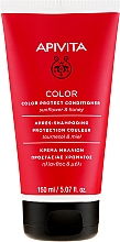 Düfte, Parfümerie und Kosmetik Farbschützende Haarspülung mit Sonnenblume und Honig - Apivita Color Protect Conditioner With Sunflower & Honey