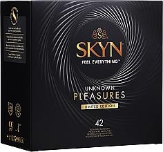Düfte, Parfümerie und Kosmetik Kondome 42 St. Limited Edition - Skyn Feel Everything Unknown Pleasures Limited Edition