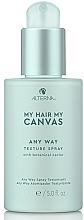 Düfte, Parfümerie und Kosmetik Texturierendes Haarspray mit botanischem Kaviar - Alterna My Hair My Canvas Any Way Texture Spray