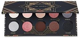 Düfte, Parfümerie und Kosmetik Lidschattenpalette - London Copyright Magnetic Eyeshadow Palette The Opera