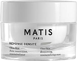 Düfte, Parfümerie und Kosmetik Regenerierende, nährende und stärkende Gesichtscreme mit Magensium, Kupfer, Zink und Omega 3, 6 und 9 - Matis Reponse Densite Olea-Skin
