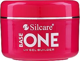 Düfte, Parfümerie und Kosmetik Aufbaugel zur Nagelverlängerung - Silcare Base One Clear