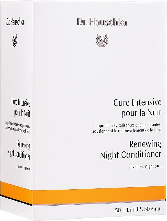 Erneuernder Gesichtsbalsam für die Nacht - Dr. Hauschka Renewing Night Conditioner