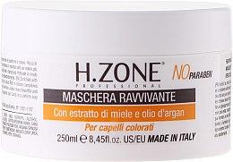 Düfte, Parfümerie und Kosmetik Haarmaske für coloriertes Haar - H.Zone Masque Ravive Boucles
