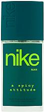 Düfte, Parfümerie und Kosmetik Nike Spicy Attitude Man - Parfümiertes Körperspray