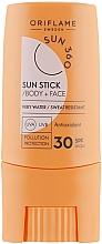 Sonnenschutzstick für Gesicht und Körper SPF 30 - Oriflame Sun 360 Sun Stick SPF 30 — Bild N2
