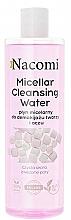 Düfte, Parfümerie und Kosmetik Mizellares Reinigungswasser zum Abschminken - Nacomi Micellar Cleansing Water Marshmallow