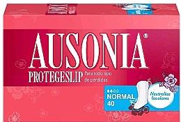 Düfte, Parfümerie und Kosmetik Damenbinden 40 St. - Ausonia Protegeslip Normal