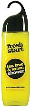 Düfte, Parfümerie und Kosmetik Duschgel - Xpel Marketing Ltd Fresh Start Shower Gel Tea Tree & Lemon
