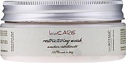 Düfte, Parfümerie und Kosmetik Pflegende und regenerierende Haarmaske mit Bio-Hagebutte - BioBotanic BioCare Restructuring Mask