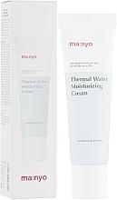 Düfte, Parfümerie und Kosmetik Feuchtigkeitsspendende Mineralcreme für das Gesicht mit Thermalwasser - Manyo Factory Thermal Water Moisturizing Cream