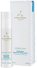 Düfte, Parfümerie und Kosmetik Feuchtigkeitsspendende Anti-Aging Gesichtscreme mit Rosenöl - Aromatherapy Associates Hydrating Triple Rose Renewing Moisturiser