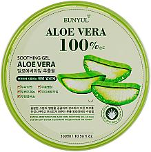 Düfte, Parfümerie und Kosmetik Beruhigendes und feuchtigkeitsspendendes Gesichts- und Körpergel mit 100% Aloe Vera - Eunyul Aloe Soothing Gel