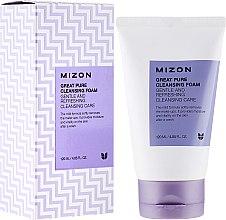Düfte, Parfümerie und Kosmetik Gesichtsreinigungsschaum - Mizon Great Pure Cleansing Foam