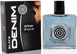 Düfte, Parfümerie und Kosmetik After Shave Lotion - Denim Black After Shave