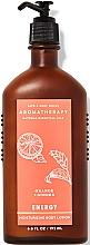 Düfte, Parfümerie und Kosmetik Bath and Body Works Orange Ginger Energy - Feuchtigkeitsspendende und energetisierende Körperlotion mit Orange, Ingwer und natürlichen ätherischen Ölen