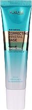 Düfte, Parfümerie und Kosmetik Korrigierende Make-up Base gegen Hautrötungen mit mineralischen Pigmenten und Hyaluronsäure - Vollare Anti-Redness Correcting Mineral Base