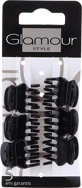 Haarkrebs 0226 schwarz - Glamour — Bild N1
