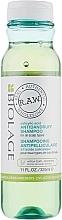 Düfte, Parfümerie und Kosmetik Anti-Schuppen Shampoo für alle Kopfhauttypen - Biolage R.A.W. Rebalance Anti-Dandruff Shampoo