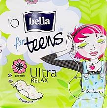 Düfte, Parfümerie und Kosmetik Damenbinden For Teens Ultra Relax 10 St. - Bella