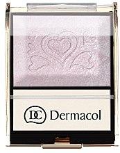 Düfte, Parfümerie und Kosmetik Highlighter-Palette - Dermacol Illumenting Palette