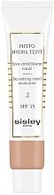 Düfte, Parfümerie und Kosmetik Feuchtigkeitsspendende Tönungscreme LSF 15 - Sisley Phyto Hydra Teint SPF15