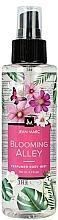 Düfte, Parfümerie und Kosmetik Jean Marc Blooming Alley - Parfümierter Körpernebel