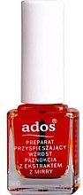 Düfte, Parfümerie und Kosmetik Wachstumsfördender Nagellack - Ados
