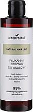 Düfte, Parfümerie und Kosmetik Haarspülung mit Kräuteressig auf Basis von Lavendel, Rosmarin, Salbei und Thymian - NaturalME Natural Hair Balm
