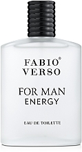 Düfte, Parfümerie und Kosmetik Bi-Es Fabio Verso For Man Energy - Eau de Toilette