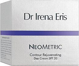Düfte, Parfümerie und Kosmetik Tagescreme - Dr Irena Eris Neometric Contour Rejuvenating Day Cream SPF 20