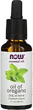 Düfte, Parfümerie und Kosmetik Ätherisches Öl Oregano - Now Foods Essential Oils Oil of Oregano Blend