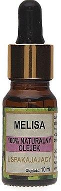 Beruhigendes 100% Natürliches Zitronenmelissenöl - Biomika Melisa Oil