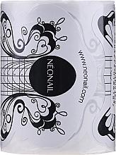 Düfte, Parfümerie und Kosmetik Nagelschablonen Schmetterling 100 St. - NeoNail Professional