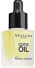 Düfte, Parfümerie und Kosmetik Nagelhautöl - Mesauda Milano Cutie Oil 107