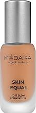 Düfte, Parfümerie und Kosmetik Foundation - Madara Cosmetics Skin Equal Foundation