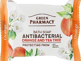 Düfte, Parfümerie und Kosmetik Antibakterielle Badeseife mit Orange und Teebaum - Green Pharmacy