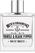 Düfte, Parfümerie und Kosmetik Scottish Fine Soaps Men's Grooming Thistle & Black Pepper - Eau de Toilette