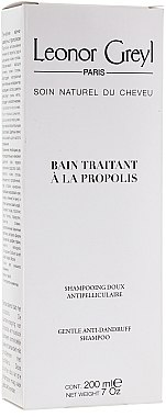 """Anti-Schuppen Shampoo """"Repair & Care"""" - Leonor Greyl Bain Traitant a la Propolis"""