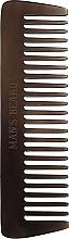 Düfte, Parfümerie und Kosmetik Bartkamm MB203 - Man'S Beard Horn Comb