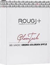 Düfte, Parfümerie und Kosmetik BB Gesichtscreme SPF 15 - Rougj+ GlamTech BB Magic Tinted Cream SPF15