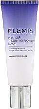 Düfte, Parfümerie und Kosmetik Revitalisierende, glättende und reinigende Gesichtsmaske - Elemis Peptide 4 Thousand Flower Mask