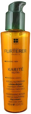 Intensiv pflegende tägliche Haarcreme - Rene Furterer Karite Nutri Nourishing Ritual Day Cream