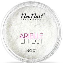 Düfte, Parfümerie und Kosmetik Pulver zum Nageldesign - NeoNail Professional Arielle Effect