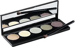 Düfte, Parfümerie und Kosmetik Lidschattenpalette - Peggy Sage Eye Shadows Palette Harmonie