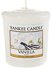 Düfte, Parfümerie und Kosmetik Votivkerze Vanilla - Yankee Candle Vanilla Sampler Votive