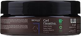 Düfte, Parfümerie und Kosmetik Fixierendes Haargel - BioMAN Fixative Gel